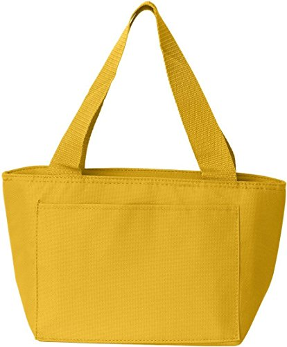 Bright Tote - Liberty Bags Recycled Cooler Tote (Bright Yellow) (ALL)