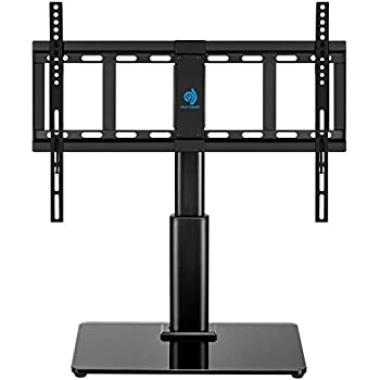 HUANUO HN TVS02 Universal Table Top TV Stand For 32 To 60 Inch TVs With