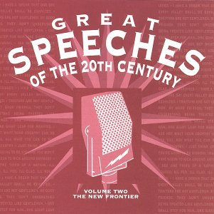 Great Speeches Of The 20th Century by Great Speeches (1994-11-01) (Great Speeches Of The 20th Century Cd)