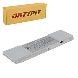 Battpit Bateria de repuesto para portátiles Sony VAIO SVT13129CJS (4050 mah / 45wh)