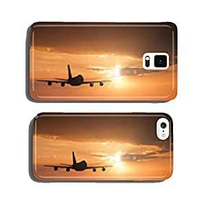Flying Away Into The Sunset cell phone cover case Samsung S6
