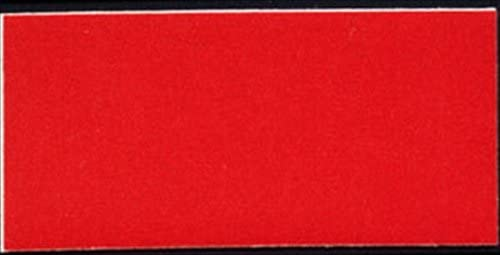 <3M><スコッチライト> 反射シート 1500シリーズ 1572 (914mm巾×1m, レッド)