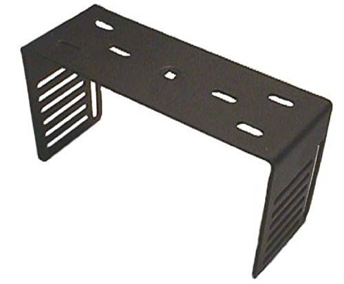 Pro Trucker Heavy Duty CB Radio Mounting Bracket - Black