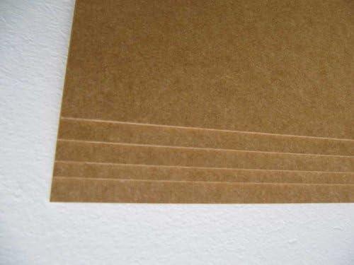 1 Stck. Zuschnitt MDF Platte 48x82 cm 82x48 cm