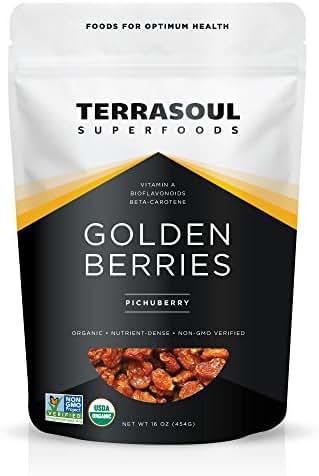 Terrasoul Golden Berries