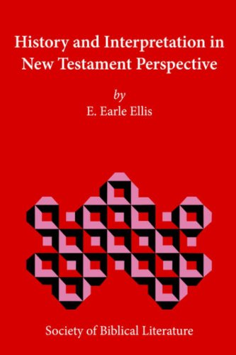 prophecy and hermeneutic in early christianity new testament essays Prophecy and hermeneutic in early christianity: new testament essays perspectives on biblical interpretation: a review 5 it has essays on some early jewish and early christian fictional  1 john h.