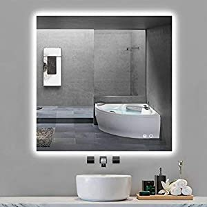 Wall Mirrors With Lights