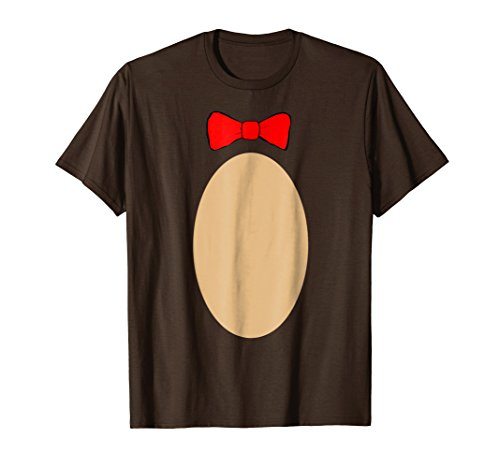 Mens Teddy Bear Shirt | Trendy DIY Costume