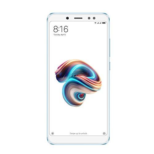 Xiaomi Redmi Note 5 Smartphone 5,99 inch (13 cm) (Snapdragon Octa-core 636, 32 GB intern geheugen, 3 GB RAM, 13 MP…