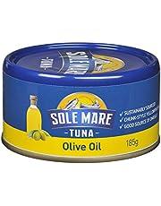 Sole Mare Tuna Olive Oil, 185g