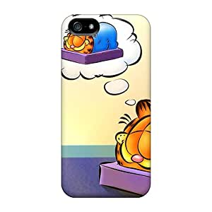 High Quality Garfield's Favourite Dream Case For Iphone 5/5s / Perfect Case