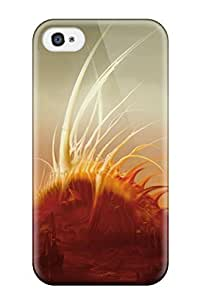 Anne R Henry FelRcbY4318XOvcG Case Cover Iphone 4/4s Protective Case A Spikey Village