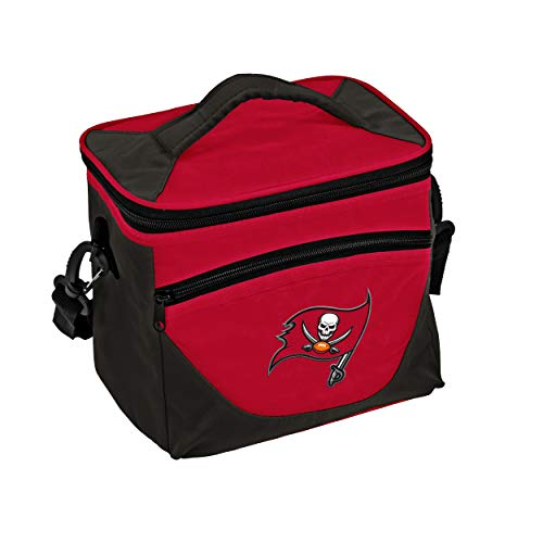- Logo Brands NFL Tampa Bay Buccaneers Halftime Lunch Cooler, One Size, Navy
