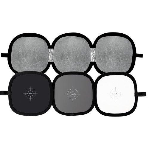 Impact QuikBalance Tri-Fold Panel (12 x 36)(4 Pack) by Impact