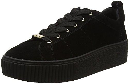 Schwarz Sneaker Black Damen ALDO Suede Aliotta HxRUqnwzn