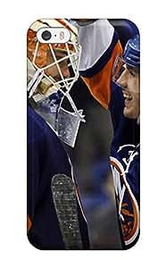 New Design Shatterproof IUqDVqe8436cfSFV Case For Iphone 5/5s (new York Islanders Hockey Nhl (36) )