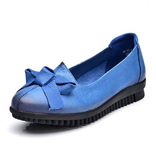 Luz bajo las bombas en el otoño/ MAMÁ y zapatos cómodos/Zapatos de fondo suave A
