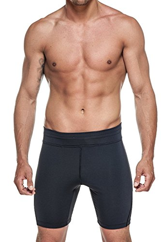 Gary Majdell Sport Mens Quick Drying Stretch Yoga Workout Short