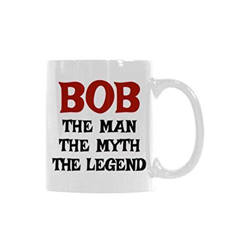 Custom Gift Bob The Man The Myth The