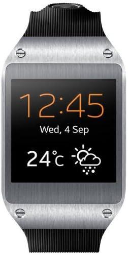 Samsung Galaxy Gear Reloj Inteligente Gris SAMOLED 4,14 cm (1.63