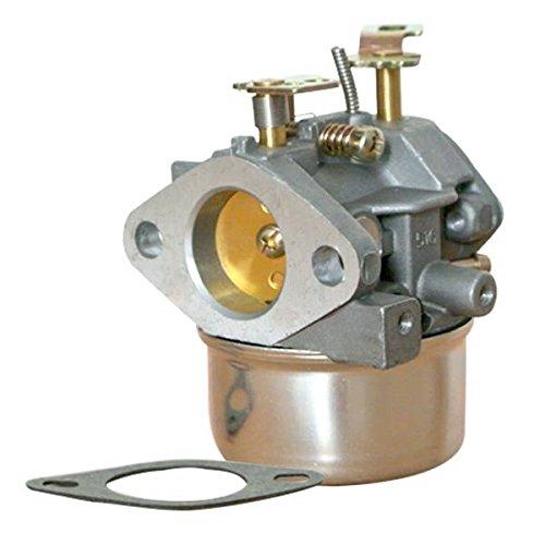 JRL Carburetor Fit Tecumseh 8hp 9hp 10hp HMSK80 HMSK90 Snowblower Generator Chipper Shredder Engine Huang Machinery