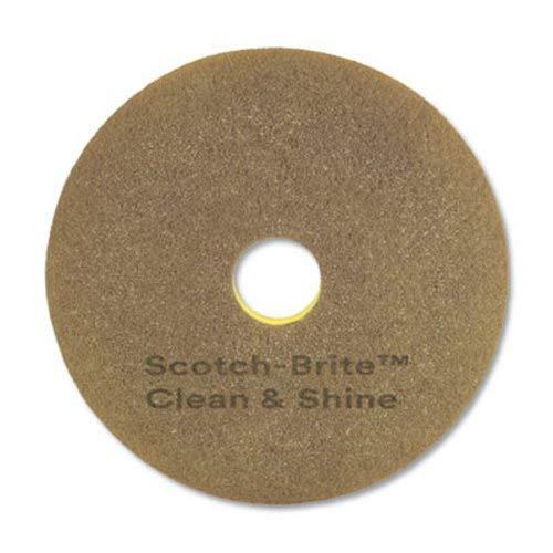 Cleaner Brite Scotch Floor - Scotch-Brite Clean and Shine Pad, 17