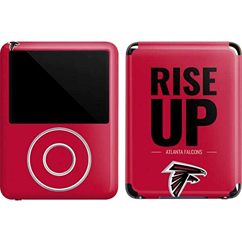 NFL iPod Nano (3rd Gen) 4GB&8GB Skin - Atlanta Falcons Team Motto | Skinit Sports & Collegiate Skin (Ipod Nano 3rd Gen 8gb)