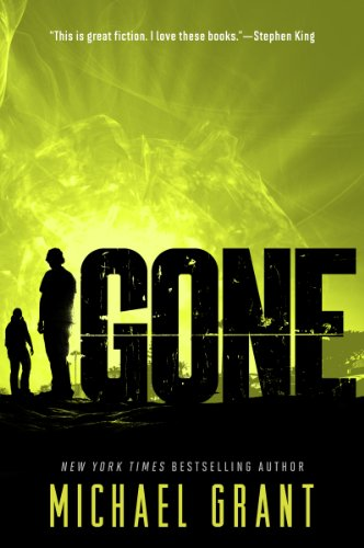 Image result for gone by michael grant book