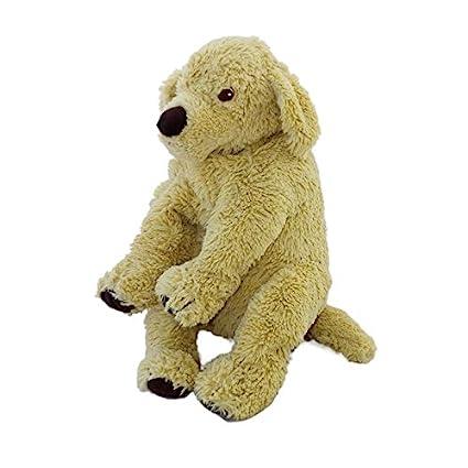Peluche perro de peluche Beige IKEA GOSIG Golden Retriever 40 cm 8600