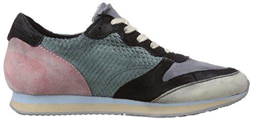 Mjus 602101-5010-6528, Baskets Basses femme Multicolore - Mehrfarbig (Minerale)