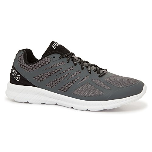 fila-mens-memory-speedstride-sneakers-grey-leather-synthetic-mesh-12-m