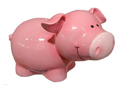 Pink Pig Design Piggy Bank -