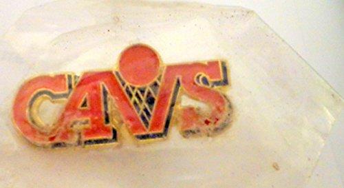 Vintage NBA Cleveland Cavaliers CAVS Enamel Hat Lapel Basketball (Cavs Store)