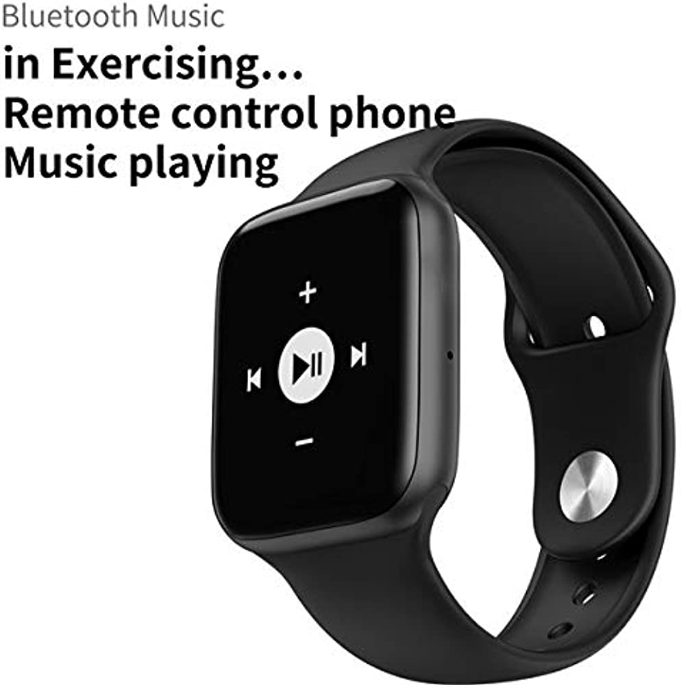 W34 Smart Watch Iwo 8 Plus ECG/PPG Smartwatch Heart Rate Monitor ...