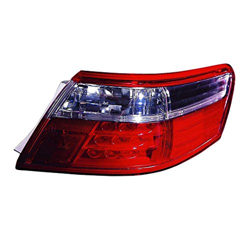 (Fits Toyota Camry Hybrid 2007-2009 Tail Light Unit LED on Body Passenger Side (NSF Certified) TO2805103N)