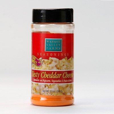 Farm Cheddar (Popcorn Seasoning Flavor: Zesty Cheddar Cheese)
