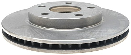 ACDelco 18A816A Advantage Non-Coated Front Disc Brake Rotor