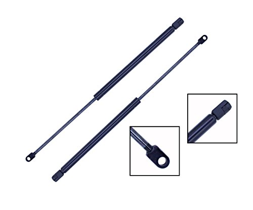2 Pieces (SET) Tuff Support Hood Lift Supports 1988 To 1996 Pontiac Grand Prix / 1988 To 1997 Oldsmobile Cutlass Supreme / 1990 To 1994 Chevrolet Lumina / 1988 To 1996 Buick Regal