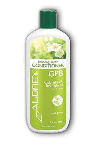 Aubrey Organics GPB Glycogen Protein Balancing Conditioner - 11 oz