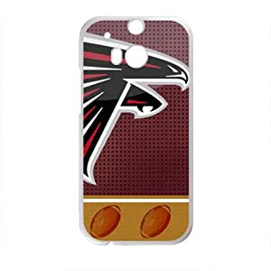 Atlanta Falcons Brand New And High Quality Custom Hard Case Cover Protector For HTC M8 by lolosakes