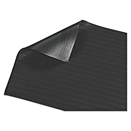 Guardian Air Step  Anti-Fatigue Floor Mat, Vinyl, 2\'x3\', Black