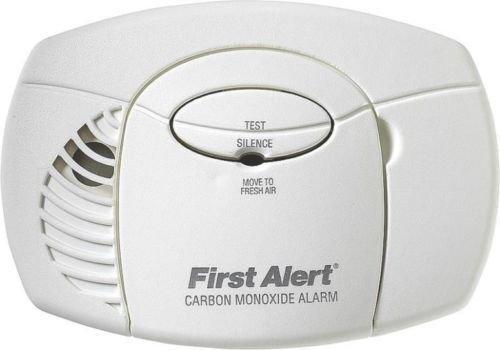 New First Alert Co400 Carbon Monoxide Detector Alarm Kit Bat