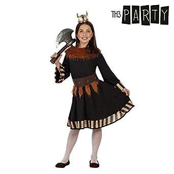 Disfraz para Niños Th3 Party Vikinga: Amazon.es: Ropa y accesorios
