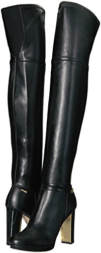 Amazon.com | Calvin Klein Women's pammie Over The Knee Boot | Over-the-Knee