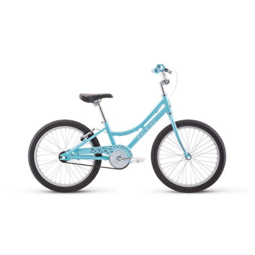 Raleigh Bikes Jazzi 20 Kids Cruiser Bike for Girls Youth 4-8 Years Old (Kids Bike 20 Girls)