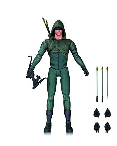 DC Collectibles Arrow TV: Arrow Season 3 Action Figure (Justice League Black Canary And Green Arrow)