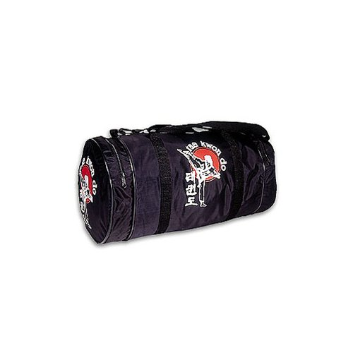 TKD Side Kick Black Sport Bag