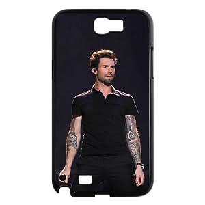 huyny diy C-EUR Diy Phone Case Adam Levine Pattern Hard Case For Samsung Galaxy Note 2 N7100