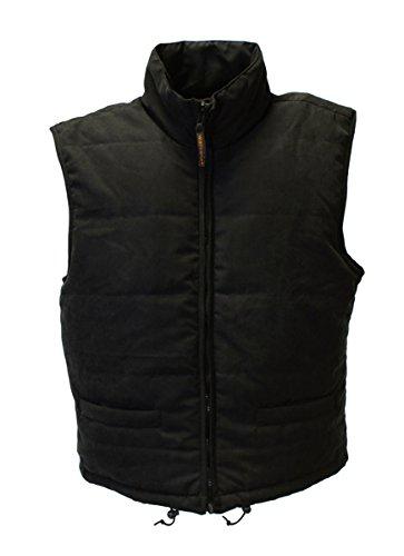 Warmawear Men's Battery Heated Waistcoat Jacket With Collar - Medium/Large (M/L) Primrose