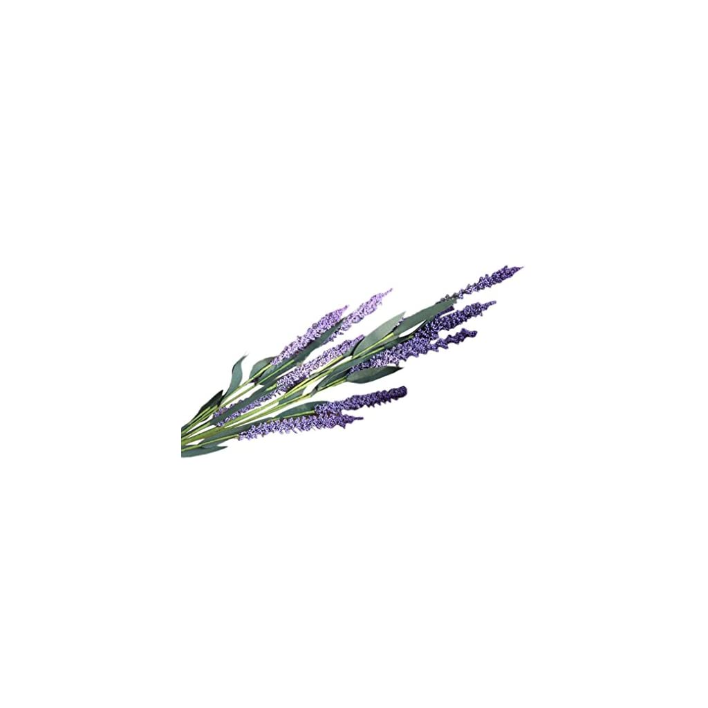 Artificial-Fake-Flowers-Cywulin-Vintage-Handmade-Purple-Lavender-Plant-Arrangement-Lifelike-Natural-Looking-Fake-Plant-Stems-for-House-Office-Farmhouse-Garden-Patio-Wedding-Indoor-Outdoor-Decoration